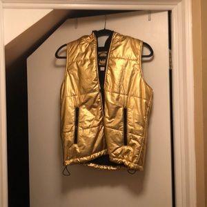 **Michael Kors puffer vest**